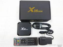 Android TV Box X96 Mini Ram 2G- Rom 16G bảo hành 12 tháng
