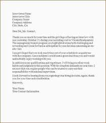 The Best Thank You Letters Best Thank You Letter On Template Thank Interview Letter