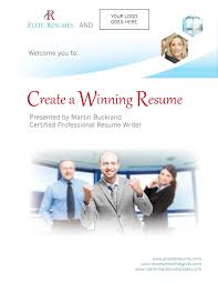 A Winning Resumes Create A Winning Resume Workshop Executive Resume Writing