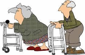 Afbeeldingsresultaat voor senioren rollator