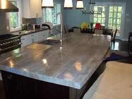 delicieux concrete countertops eclectic kitchen