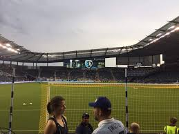 Sporting Kc Seating Chart Childrens Mercy Park Interactive Soccer Seating Chart