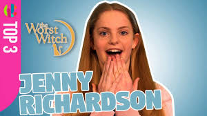 Welcome to the official website of bella ramsey. The Worst Witch Jenny Richardson Top 3 Youtube