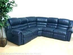 blue reclining sofa blue recliner sofa light blue leather recliner blue reclining sofa navy blue leather