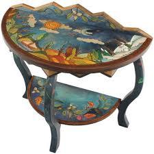 hand painted furnitureSticks Furniture Artistic Hand Painted Furniture with