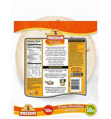 soft taco flour tortillas mission foods