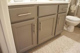 Bathroom Paint Grey Grey Painted Bathroom Vanity Design Ideas Bathroom Minimalist