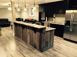 Glass Countertops Reclaimed Wood Kitchen Cabinets Lighting ...