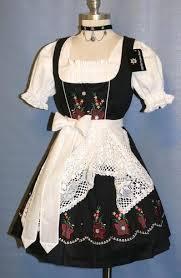 NEW ~ 3pcs / SHORT BLACK German PLEATED EMBR <b>Party</b> ...