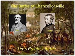 Image result for the Battle of Chancellorsville,