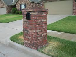 mailbox designs. Brick Mailbox For The Another Design Designs