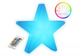 Multicolor Led Stern Batteriebetrieben Star 60