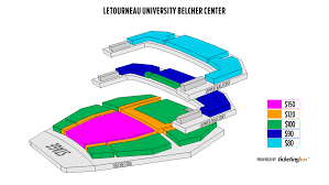 Belcher Center Seating Chart Longview Letourneau University Belcher Center Seating Chart