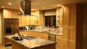 Natural Maple Kitchen Cabinets Photos Natural Maple Kitchen Cabinets  Exitallergy Com