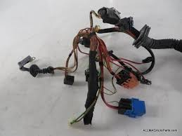 bmw z engine auto transmission module wire harness  1998 2000 bmw z3 engine auto transmission module wire harness 55 2 3 2 5 2 8 12511438518