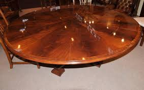 project ideas round cherry dining table with leaf tables room engaging image of decoration using solid