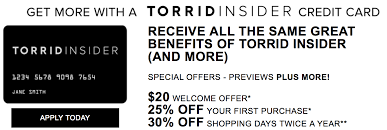 These cards also tend to have higher interest rates, which can be costly if you don't pay off your balance each month. Torrid Credit Card Review Guide In2020 Apply Now Creditcardapr Org