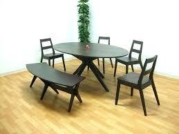 oval dining table for 6 oval dining table for 6 dining table set six seat bench