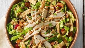panera asian chicken salad. Interesting Asian Spicy Thai Salad With Chicken For Panera Asian R