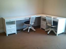 2 Person Corner Desk Two Person Computer Desk Home Design For 2 Person  Corner Desk Ideas ...