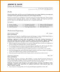 Editor Resume Gorgeous 48 Editor Resume Format Dragon Fire Defense