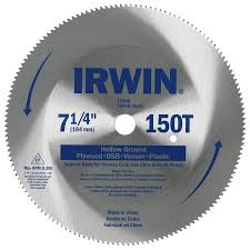 dado blade lowes. 21440ptl 7 1/4-in 150-tooth circular saw blade dado lowes t
