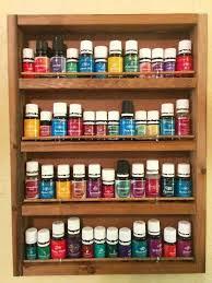 nail polish rack diy wood