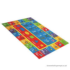 volwco kids carpet flannel play mat for baby kid s puzzle exercise play mat extra large baby