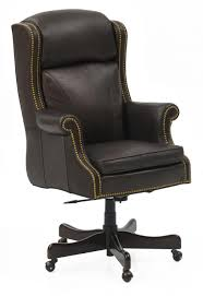 comfortable home office chair. Beautiful Office Desk Chair Brown Manchester Top Grain Leather Executive Weir S Furniture  White Office With Arms Dark Small Comfortable Home Computer Chairs Stylish Stool No  In