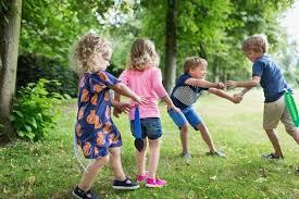 Maternidad, manualidades para niños y recursos educativos. 8 Juegos De Patio Tradicionales Y Sus Reglas Para Ninos