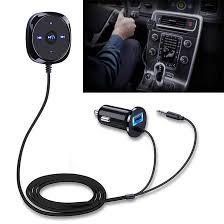Car Electronics & Accessories Bluetooth3.0 A2DP <b>Car Music</b> Hands ...