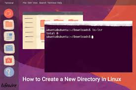 How To Create A Directory How To Create Directories In Linux With The Mkdir Command
