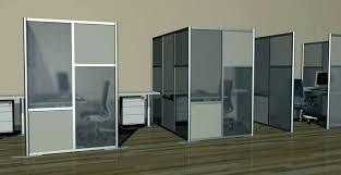 office dividing walls. Office Divider Walls Partition Room Translucent Dividing