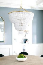 white beaded chandelier white beaded chandelier blue natural turquoise shades navy white beaded chandelier australia