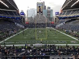 Centurylink Field Section 122 Seattle Seahawks