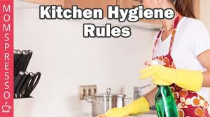 Kitchen Hygiene Rules Simple Kitchen Hygiene Rules To Keep Your Family Healthy Youtube