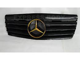 Купить EPM14005 <b>Решётка радиатора</b> со звездой Black <b>Gold</b> на ...