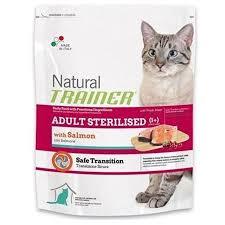 Trainer Natural Adult Sterilised <b>Salomon</b> Сухой корм для взрослых ...