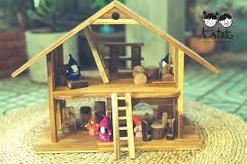 Nhà đồ chơi trẻ em bằng gỗ giá rẻ TPHCM mua ở đâu tốt? - Tồ Tẹt