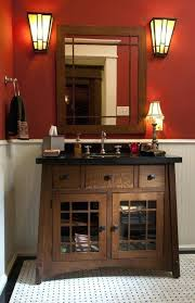 arts and crafts style landscape lighting. i wish saw this before finished my house craftsman style vanity is arts and crafts landscape lighting t