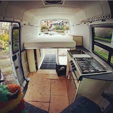 Van Conversion Interior Design Camper Van Interior Design And Organization Ideas 33