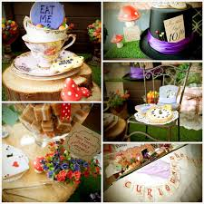 mad hatter tea party baby shower with so many fabulous ideas via kara s party ideas