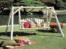 Outdoor Furniture Swing Sets