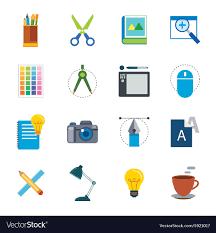 Azure Design Tool Designer Tool Flat Icon