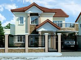Small Picture Modern House Design 2012005 Pinoy ePlans