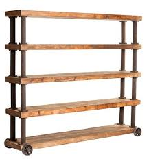 contemporary industrial furniture. delighful contemporary industrial furniture bookcase moes home collection marino large pine for perfect design i