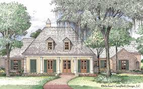 French Country House Plan Country French House Plan South French Country Ranch Style House Plans