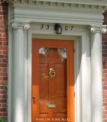 front storm doorsTone on Tone Storm Doors  Ideas and Inspirations