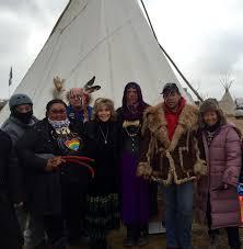 Jane Fonda: Standing Rock Is Greed Vs. Humanity\u0027s Future | Time