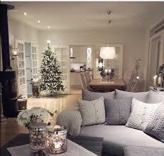 Warm Grey Living Room
